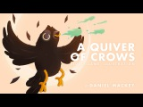 A Quiver of Crows  Illustration Process