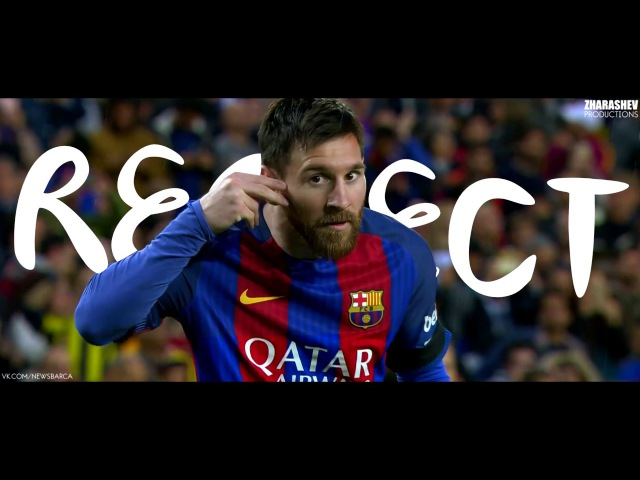 Lionel Messi Great Game vs Sevilla 2 GOAL asist