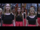 "World Choir Games 2016 - Nizhny Novgorod State University Choir (NNSU) - ""Crying in the Rain"""