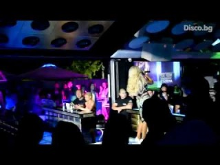 Disco.BG :: ANDREA Live at PLAZZA Burgas 29.06.2014