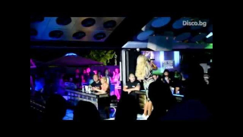 Disco.BG :: ANDREA Live at PLAZZA Burgas 29.06.2014
