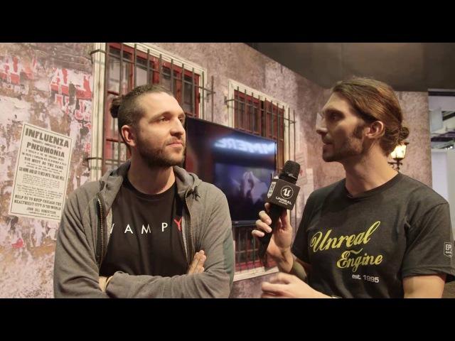 E3 2016 - Vampyr Developer Interview