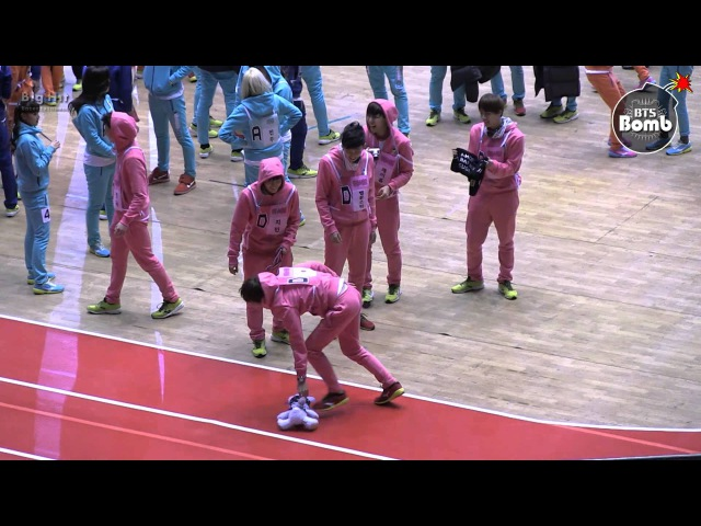 BANGTAN BOMB Free Dance Time in front of A R M Y 140113