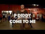 P Diddy - Come To Me Feat. Nicole Scherzinger  Hamilton Evans Choreography