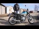 Honda CB400SS ВАЖНО Правильный замер уровня масла