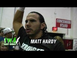 MASADA vs. Matt Hardy
