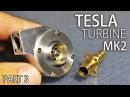 Micro Tesla Turbine MK2 Part3 Finishing and Testing