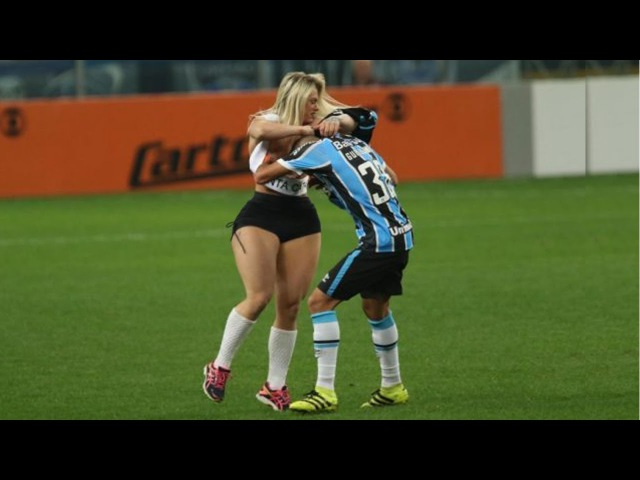 Craziest Pitch Invaders ● Funny Fielders ● Comedy Football 2016/17 HD