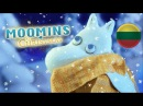 Danguje - Lithuanian - from MOOMINS AT CHRISTMAS by Julija Jegorova