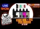 ICare Mini PCC Pico Squeeze Coral RDA by Eleaf