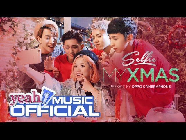 SELFIE MY XMAS | Suni Hạ Linh, MONSTAR, Đoàn Thế Lân SMS | Official MV | Nhạc trẻ hay mới nhất