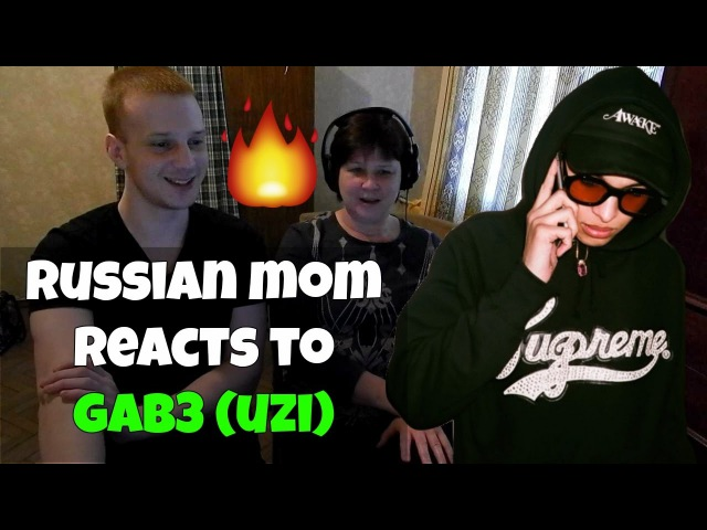 RUSSIAN MOM REACTS to GAB3 (UZI) *MOST UNDERRATED ARTIST* REACTION