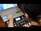 Method Man Producer Makes a Beat ON THE SPOT - J57 (The Brown Bag AllStars) ft Damone Tyrell (DEHH)