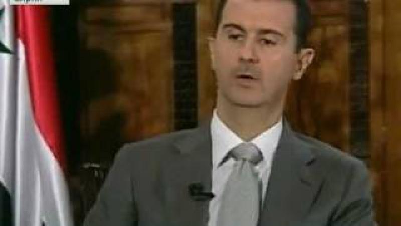 СИТУАЦИЯ В СИРИИ. РЕПОРТАЖ 1 КАНАЛА (30/10/2011)