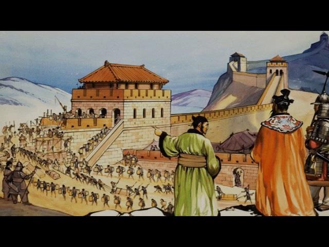 Великая Китайская стена - мифы и реальность (рассказывает историк Сергей Дмитриев)