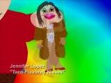 Eric Cartman - Taco Flavored Kisses #coub, #коуб