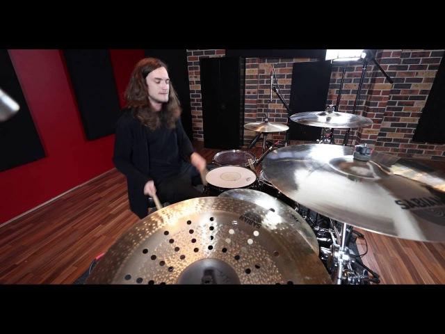 Nic Pettersen Northlane Hologram Drum Playthrough