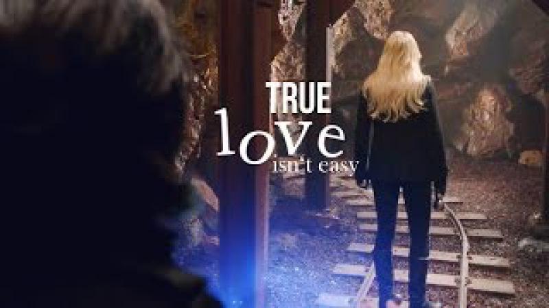 Swan queen | true love isn't easy