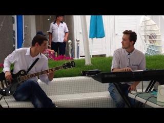 Serenada Band - Дельфинарий Немо (ресторан)2.