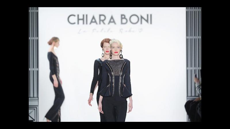 Chiara Boni La Petite Robe | Fall Winter 2017/2018 Full Fashion Show | Exclusive