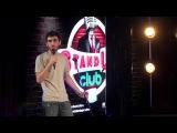 Артур Чапарян. Стендап для Paramount Comedy #22