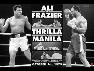 Легендарные бои: Али — Фрейзер 3 (Триллер в Маниле, 1975)