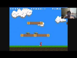 Симуляторы 8-битных игр - Mario #6