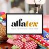 Альфатекс - ткани, пряжа, фурнитура, рукоделие