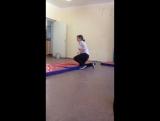 Мировая чемпионка по гимнастике ....