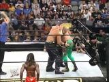 WWE Survivor Series 2003 - The Basham Brothers (Doug and Danny) vs Los Guerreros (Eddie and Chavo) (WWE Tag Team Championship)