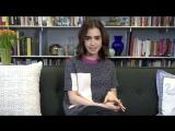 Лили отвечает на вопросы поклонников о своей книге Без фильтра Ни стыда, ни сожалений, только я