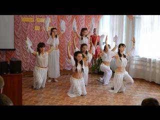 Коллектив Эдельвейс с танцем