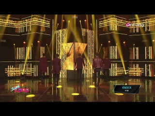 KNK - Knock @ Simply k-pop 160408