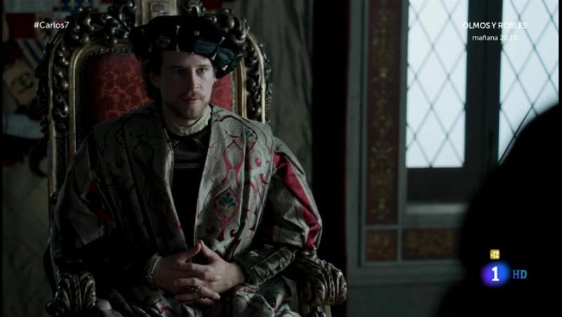 Карл, король и император / Император Карлос / Император Карл / Carlos, Rey Emperador (2015) 7 серия озвучка
