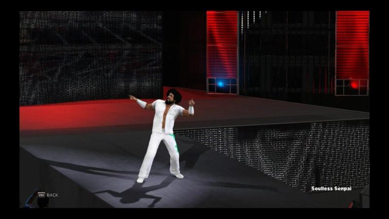 WWE2K17 Titantrons Part 1