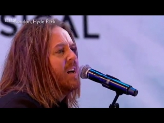 """  full   tim minchin at proms in the park 2016 (""""matilda the musical"""" and """"groundhog day"""")."""