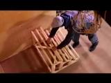 Как сделать ступеньки из фанеры