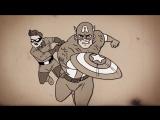 Сага о Зимнем Солдате   What is The Winter Soldier Saga - Marvel TLDR  Озвучка InDub