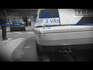 VW Golf 3 VR6 2.8