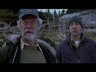 «Корабельные новости» 2001 Режиссер Лассе Халльстрём  драма