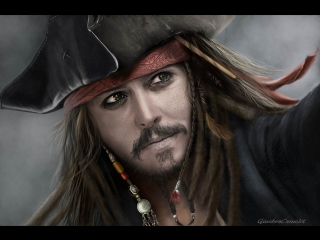 ALEXVIT / Пираты Карибского моря 1 2 3 4 / Джек Воробей