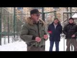 Ветераны боевых действий Новороссии почтили память Арсена Павлова