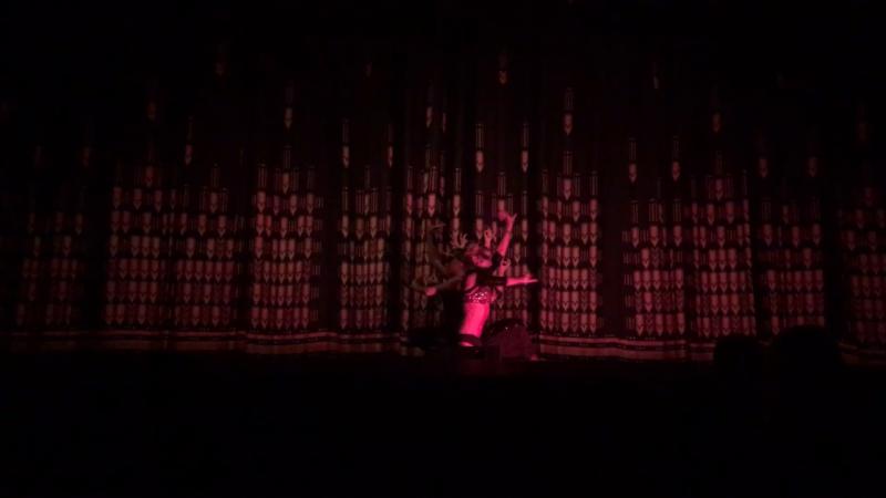 India - Show-ballet by Yuheni Yakush