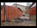 В Тогуре от огня пострадал жилой дом. В Колпашеве сгорели 5 гаражей