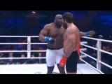 Александр Емельяненко vs Боб Сапп | видео от группы МУЖИК