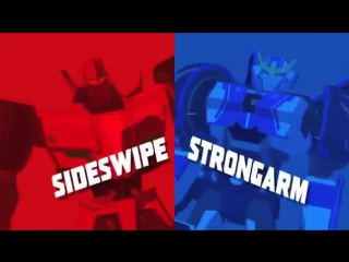 Transformers: Robots in Disguise Combiner Force [Promo Video Toy Fair 2017]