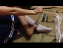 Kristi femdome - мои видео ножки колготки гольфы чулки носочки и женское доминирование