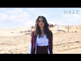 Oasis Found_ On Sets With Shraddha Kapoor In Dubai _ Photoshoot Behind-the-Scene