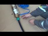 Выбор, обвязка и установка насоса в скважину