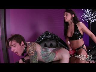 Adriana chechik - femdomempire.com - fuck toy pounding